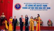 Lễ công bố quyết định thành lập Học viện Múa Việt Nam