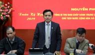 Thông tin về công tác tổ chức Lễ hội - du lịch Chùa Hương năm 2019