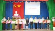 Bình Phước:ổ chức Hội nghị tổng kết công tác năm 2018 và triển khai nhiệm vụ năm 2019