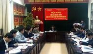 Hội nghị Triển khai công tác chỉ đạo quản lý và tổ chức lễ hội tỉnh Bắc Ninh 2019