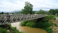 Điện Biên: Sửa chữa bổ sung một số hạng mục di tích Cầu Mường Thanh