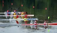 Lần đầu tiên tổ chức Lễ hội đua thuyền trên sông Pô Cô