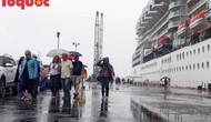 TT - Huế đón những du khách quốc tế đầu tiên bằng đường hàng hải năm 2019