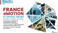 Tái hiện nền di sản văn hoá Pháp vô cùng phong phú và tuyệt vời bằng công nghệ thực tế ảo