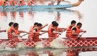 Lễ hội Bơi chải thuyền rồng Hà Nội 2019 sẽ có sự tham gia của các đội thi quốc tế