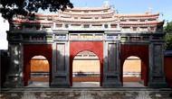 Thừa Thiên Huế: Bàn giao dự án bảo tồn và phục hồi một số hạng mục tại Điện Phụng Tiên