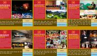 Bình chọn 10 sự kiện văn hóa, thể thao, du lịch tiêu biểu năm 2018