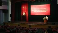 Đảng ủy Bộ VHTTDL tổ chức Hội nghị quán triệt các nội dung Hội nghị lần thứ 8 BCH Trung ương Đảng khóa XII