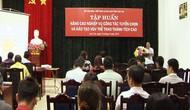 Lào Cai nâng cao nghiệp vụ công tác tuyển chọn và đào tạo vận động viên