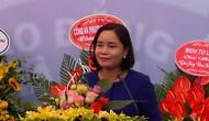 Thứ trưởng Trịnh Thị Thủy dự khai giảng năm học mới 2019 - 2020 của Trường Cao đẳng Du lịch Hà Nội