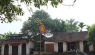Trình Bộ VHTTDL thẩm định Báo cáo KTKT tu bổ một số hạng mục di tích đình Chàng Sơn