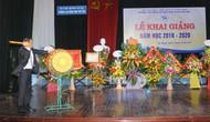 Trường CĐ VHNT Việt Bắc tưng bừng khai giảng năm học mới 2019 - 2020