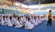 Đồng Tháp: Trang bị kiến thức cho các Hướng dẫn viên và trọng tài môn Karate, Vovinam, Taekwondo, Võ cổ truyền