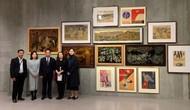Hợp tác trưng bày giữa Bảo tàng Mỹ thuật Việt Nam và Bảo tàng Nghệ thuật Hàn Quốc
