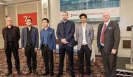 Lê Quang Liêm giành giải thưởng trị giá 185 triệu đồng tại giải cờ vua FIDE Grand Swiss