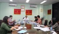 Thứ trưởng Tạ Quang Đông làm việc với Cục Nghệ thuật biểu diễn về lĩnh vực Văn học
