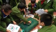 Đa dạng các hoạt động nhân kỷ niệm 75 năm thành lập quân đội nhân dân Việt Nam tại Bảo tàng Văn hóa các dân tộc Việt Nam