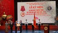 Lễ kỷ niệm 60 năm ngày truyền thống và đón nhận Huân chương Lao động hạng Ba của Học viện Múa Việt Nam
