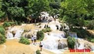 Công nhận Thác Mây là Điểm du lịch của tỉnh Thanh Hóa
