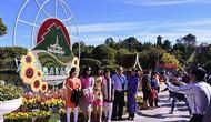 Lượng khách du lịch đến Đà Lạt tăng hơn 10 % so với cùng kỳ