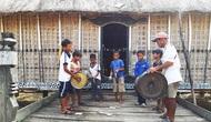 Phát triển du lịch cộng đồng dựa vào di sản tại làng Mơ Hra