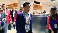 Bộ trưởng Nguyễn Ngọc Thiện tiếp lửa cho U22 Việt Nam