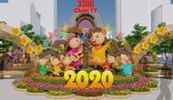 Ngày 22/1 khai mạc Đường hoa Nguyễn Huệ Xuân Canh Tý 2020