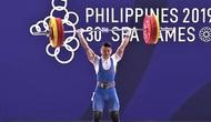 Ngày thi đấu chính thức thứ 2 SEA Games 30: Thạch Kim Tuấn rinh bạc