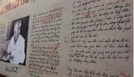 50 năm thực hiện Di chúc Chủ tịch Hồ Chí Minh: Giữ gìn đoàn kết thống nhất trong Đảng