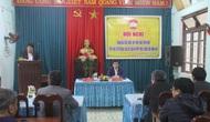 Bộ trưởng Nguyễn Ngọc Thiện tiếp xúc cử tri huyện miền núi Nam Đông
