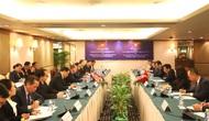 Bộ trưởng Bộ VHTTDL Nguyễn Ngọc Thiện hội đàm cùng Bộ trưởng Bộ Thông tin, Văn hóa và Du lịch Lào Kị-kẹo Khay-khăm-pi-thun