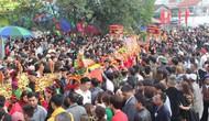 Quảng Ninh: Độc đáo lễ hội rước người sống lên miếu Tiên Công