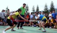Ủy nhiệm đăng cai tổ chức Giải vô địch Đẩy gậy toàn quốc lần thứ XIII