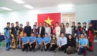 Thứ trưởng Lê Khánh Hải làm việc với Liên đoàn Bắn súng Việt Nam
