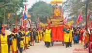 Sôi nổi các hoạt động văn hóa, thể thao tại Lễ hội Đền Quả Sơn năm 2019