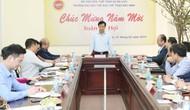 Bộ trưởng Nguyễn Ngọc Thiện thăm và làm việc với Trường Đại học Thể dục, Thể thao Bắc Ninh