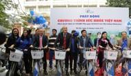 Phát động Chương trình sức khỏe Việt Nam