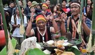 Tái hiện Lễ trỉa hạt của các dân tộc Tây Nguyên tại Làng