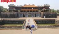 Phối hợp thực hiện Dự án làm sạch Cổng Ngọ Môn, Đại Nội Huế