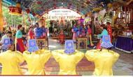 Độc đáo Lễ hội đầu xuân Đền Đức Thánh Cả