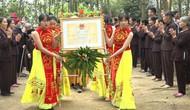 Tuyên Quang: Chùa Cây Thông đón nhận Bằng xếp hạng di tích khảo cổ cấp tỉnh