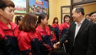 Nghiên cứu thành lập Trung tâm đào tạo bóng đá nữ trẻ tại Hà Nam