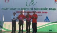 Đồng Tháp: Hơn 3.000 người tham gia Ngày chạy Olympic vì sức khỏe toàn dân