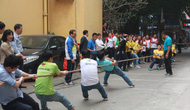 Hơn 300 VĐV tham dự giải thể thao truyền thống nhân kỷ niệm 73 năm ngày thành lập Ngành