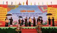 Bắc Giang: Kết quả ghi nhận sau 10 năm thực hiện Chiến lược phát triển văn hóa