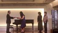 Thí sinh Việt nam thắng lớn trong cuộc thi âm nhạc tại Nhật Bản