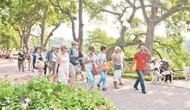 Gần 5 triệu lượt khách du lịch quốc tế đã đến Việt Nam trong quý I/2019