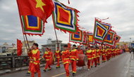 Tưng bừng Lễ hội đền Xã Tắc năm 2019 tại thành phố Móng Cái
