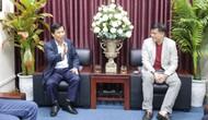 """Bộ trưởng Nguyễn Ngọc Thiện: """"Cần phải xử lý nghiêm khắc những hành vi thô bạo trong bóng đá"""""""