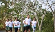 1.500 vận động viên tham dự Giải marathon Đồng bằng sông Cửu Long